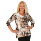 RÖSSLER SELECTION Damen-Shirt multicolor 54 - 103639700010 - 1 - 140px