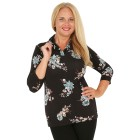 RÖSSLER SELECTION Damen-Poloshirt multicolor   - 103640200000 - 1 - 140px