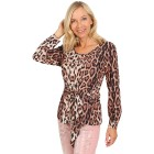 mocca by Jutta Leibfried Bluse multicolor