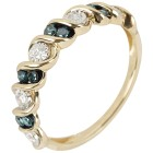 Ring 585 Gelbgold Brillanten   - 103687800000 - 1 - 140px