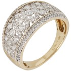 Ring 585 Gelbgold Diamanten 19 - 103688100002 - 1 - 140px