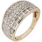 Ring 585 Gelbgold Diamanten 17 - 103688200001 - 1 - 140px