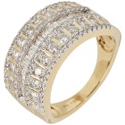 Ring 585 Gelbgold Diamanten   - 103688300000 - 1 - 140px