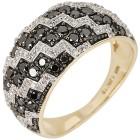 Ring 585 Gelbgold Diamanten - 103688400000 - 1 - 140px