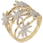 Ring 585 Gelbgold Diamanten   - 103688600000 - 1 - 140px