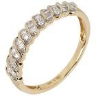 Ring 585 Gelbgold Diamanten 16 - 103689100001 - 1 - 140px