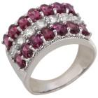 Ring 925 Sterling Silber Rhodolith   - 103692900000 - 1 - 140px