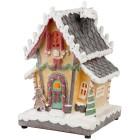 Beleuchtete Lebkuchenhaus mit Musik - 103714900000 - 1 - 140px