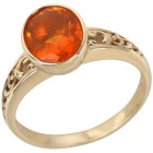 Ring 375 Gelbgold Feueropal   - 103722600000 - 1 - 140px