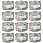 12x Filet Pute & Garnelen 70g für Katzen - 103725100000 - 1 - 140px