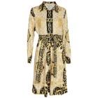 VI VA DIVA  Kleid schwarz/weiß/gold   - 103727600000 - 1 - 140px