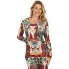 VI VA DIVA  Shirt multicolor 52/54 - 103728900005 - 1 - 140px