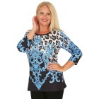 BRILLIANT SHIRTS Damen-Shirt multicolor