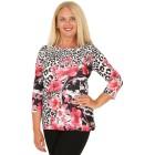 BRILLIANT SHIRTS Damen-Shirt multicolor 40/42 - 103739900002 - 1 - 140px