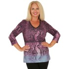 BRILLIANTSHIRTS Damen-Shirt multicolor 44/46 - 103740900003 - 1 - 140px