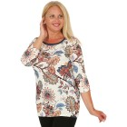 BRILLIANT SHIRTS Damen-Shirt multicolor