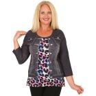 BRILLIANTSHIRTS Damen-Shirt multicolor   - 103741500000 - 1 - 140px