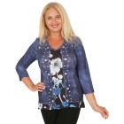 BRILLIANTSHIRTS Damen-Shirt multicolor 44/46 - 103742000003 - 1 - 140px