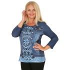 BRILLIANTSHIRTS Damen-Shirt multicolor   - 103742300000 - 1 - 140px