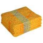 OPTISPLASH Handtuch 4er-Set Raute orange-gelb - 103757800000 - 1 - 140px
