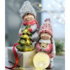 Winterkinder Lina & Marie 2er-Set - 103776100000 - 1 - 140px
