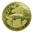 1 kg Springbok 2020, vergoldet - 103783800000 - 1 - 140px