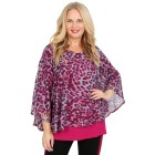 CANDY CURVES Tunika-Shirt multicolor   - 103811000000 - 1 - 140px