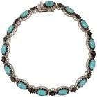 Armband 925 Sterling Silber Äthiopischer Opal   - 103818400000 - 1 - 140px