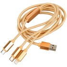 Clever Wounder Multi-USB-Kabel 3in1 - 103902700000 - 1 - 140px