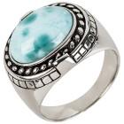 Ring 950 Silber, Larimar   - 103912300000 - 1 - 140px
