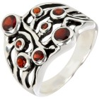 Ring 925 Sterling Silber Granat   - 103971000000 - 1 - 140px