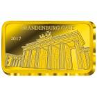 Goldbarren Brandenburger Tor II - 103992900000 - 1 - 140px