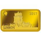 1G Goldbarren Lissabon - 103993100000 - 1 - 140px