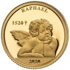 Goldmünze Raphael - 103993300000 - 1 - 140px