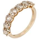 Ring 585 Gelbgold Artic Diamanten 20 - 103998400003 - 1 - 140px