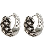Creolen 925 Sterling Silber Spinell - 103999000000 - 1 - 140px