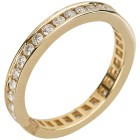 Ring 585 Gelbgold Eternity, 1ct   - 104007700000 - 1 - 140px