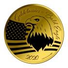 "Großer Goldklassiker ""Weißkopfseeadler"""