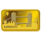 1 Gramm Goldbarren Towerbridge 2015 - 104026500000 - 1 - 140px