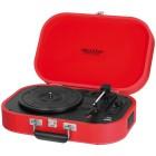 Portabler Plattenspieler, rot - 104044600000 - 1 - 140px