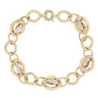 Armband 585 Gold, bicolor - 104067900000 - 1 - 140px
