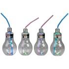 Trinkglas Glühbirne mit LED 4er Set - 104087200000 - 1 - 140px