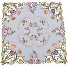 Mitteldecke Tulpen, ca. 85 x 85 cm - 104108700000 - 1 - 140px