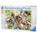 Ravensburger Puzzle 'Faultier Selfie' - 104132300000 - 1 - 140px
