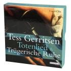Hörbuch - Totenlied / Trügerische Ruhe - 104134300000 - 1 - 140px