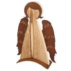 Engel aus Fichtenholz 44 cm - 104137000000 - 1 - 140px