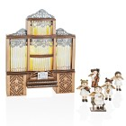 LED-Orgel mit Spieluhr - 104149900000 - 1 - 140px