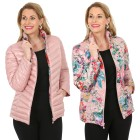 FASHION NEWS Damen-Wende-Steppjacke multicolor   - 104270500000 - 1 - 140px