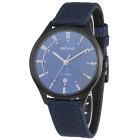 BERING Herrenuhr Titanium schwarz, blau - 104277300000 - 1 - 140px