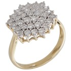 Ring 585 Gelbgold Diamanten   - 104287500000 - 1 - 140px
